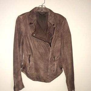 Muubaa Leather Jacket